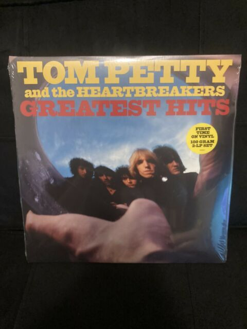TOM PETTY and the HEARTBREAKERS GREATEST HITS (2-LP/VINYL ALBUM, 180g) Sealed