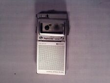 Vintage Olympus Pearlcorder S802 Microcassette hand held  tape Recorder