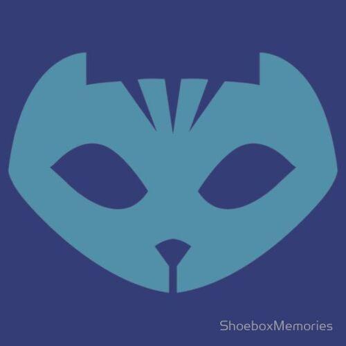 Pin The Mask on PJ Masks Cat Boy 20 Players A3 size