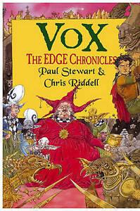 Vox-The-Edge-Chronicles-Chris-Riddell-Paul-Stewart-Very-Good-Book