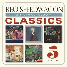 REO Speedwagon - Original Album Classics [New CD] Boxed Set
