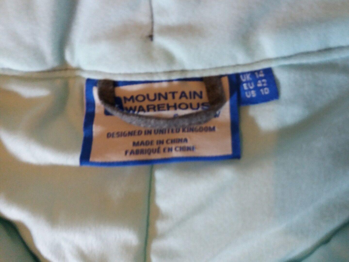 New Mountain Warehouse Sub Zero Damenschuhe Ski Ski Damenschuhe Pants 14 216873