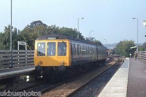 British-Rail-Derby-built-2-car-DMU-Chapeltown-new-station-South-Yorks-Rail-Photo