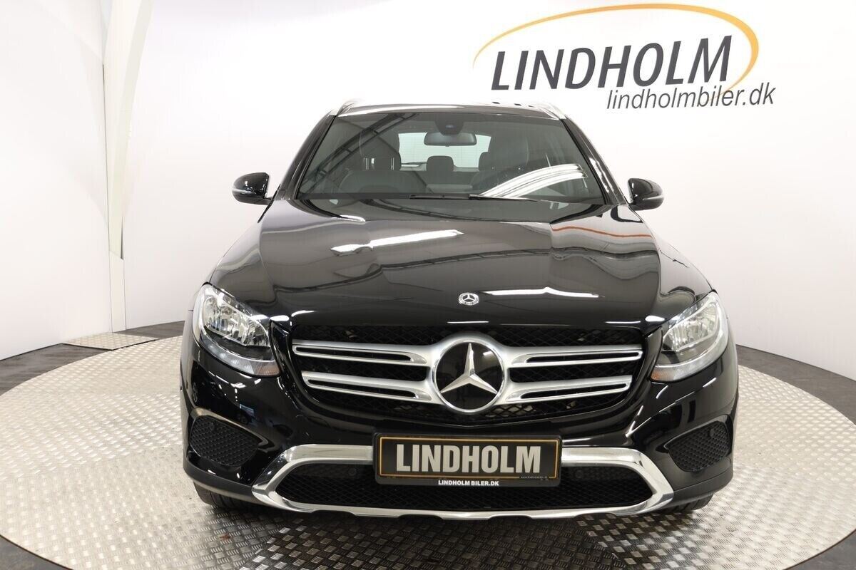 Mercedes GLC220 d aut. 4Matic Van
