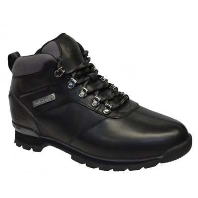 Leather Black (N34) A1HVQ Mens Boots