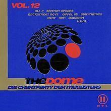 The-Dome-Vol-12-von-Various-CD-Zustand-akzeptabel