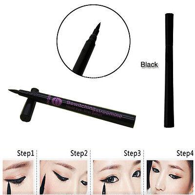 New Black Eyeliner Fast Dry Waterproof Liquid Make Up Pencil Eyeliner Fashion