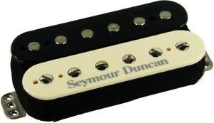 Seymour-Duncan-TB-59-Trembucker-F-Spaced-PAF-039-59-Model-Bridge-Pickup-Zebra