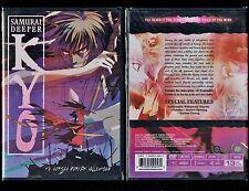 Samurai Deeper Kyo - Complete Series - Brand New 6-Disc Anime Set