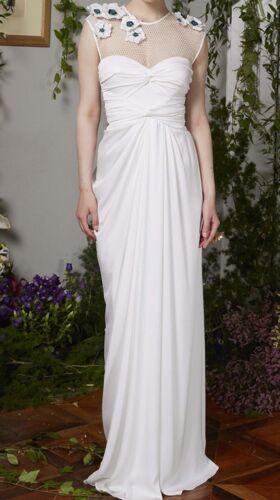 Vionnet Double Georgette Gown