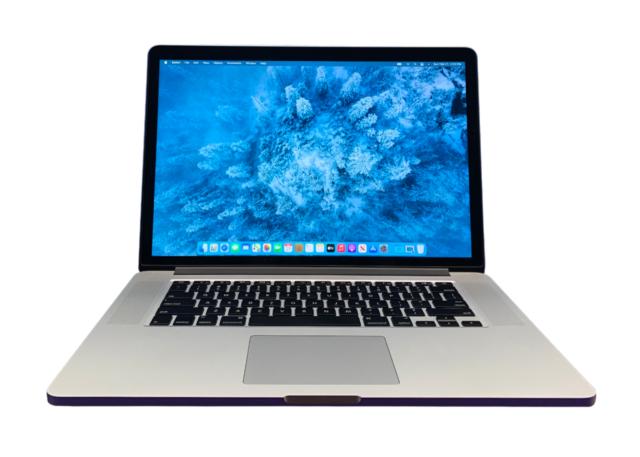"""Apple Macbook Pro 15"""" Retina MJLT2LL/A Core i7 2.5GHz 16GB RAM 512GB SSD 2015"""