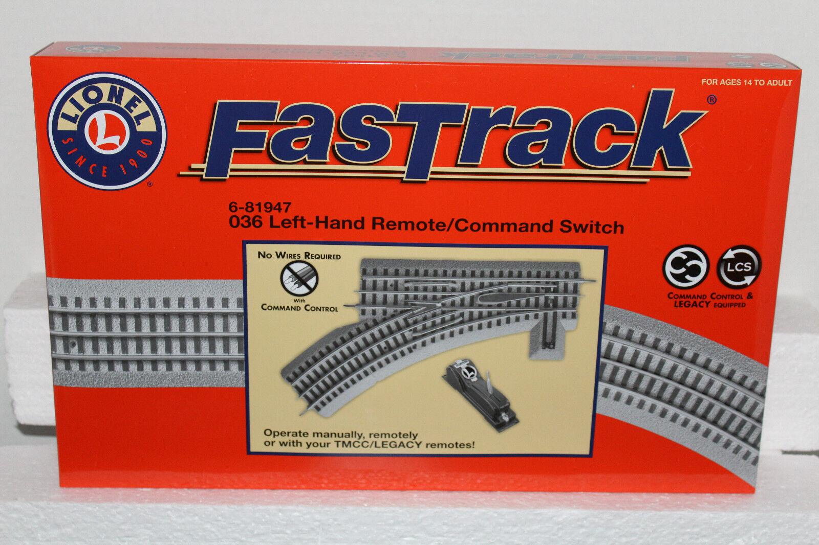 Lione Fastrack 036 Control Remoto Interruptor de mano izquierda comando