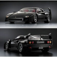 1:12 Kyosho - FERRARI F40 LIGHT WEIGHT LM WING - BLACK #8602LM