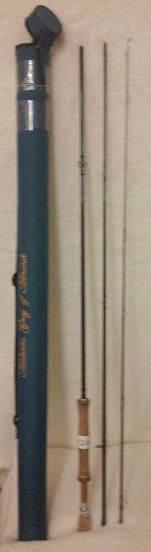 Raccolta  Malcolm Malcolm Malcolm grigio of Alnwick 3 pezzi Rod 10'   8 b53885