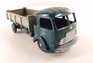 Dinky-toys-F-n-33-B-camion-simca-cargo-benne-basculante