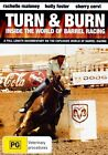 Turn and Burn: Inside the World of Barrel Racing (DVD, 2008)