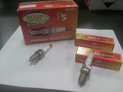 Candele candela BMC al Platino RACING Modello P5 Race Sport Spark Plug