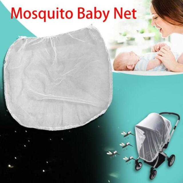 Baby Stroller Mosquito Net Insect Cover Carriage Kid Foldable Kids Netting HOT