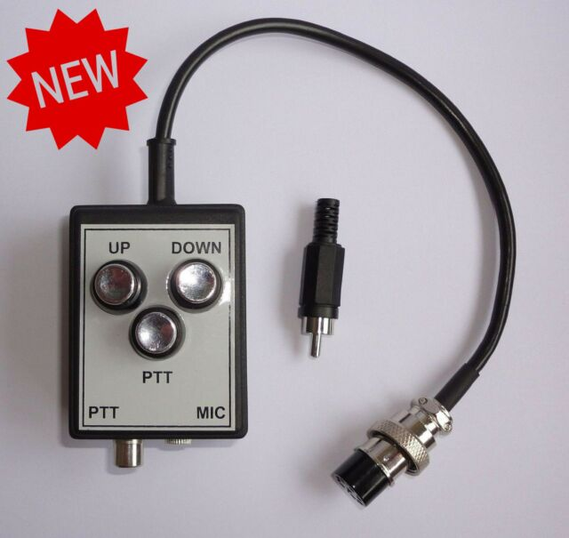 Groovy Headset Electret Microphone To 8 Pin Icom Radio Equalizer Adapter Mic Ham Download Free Architecture Designs Scobabritishbridgeorg