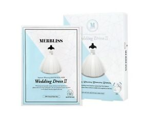 Merbliss-Wedding-Dress-Mask-Pack-ver-2-5sheets-Free-Gift-Korean-Cosmetics