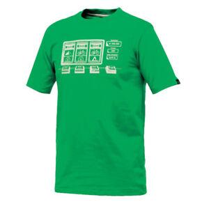 DARE2B-T-shirt-ete-course-GYM-Jackpot-Tee-sechage-rapide-velo-graphique-Trek