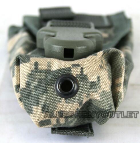 US Military Army MOLLE ACU FLASHBANG GRENADE POUCH Flash Bang Ammo Pouch NEW