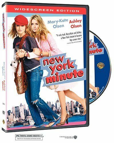 1 of 1 - New York Minute (Widescreen Edition) DVD