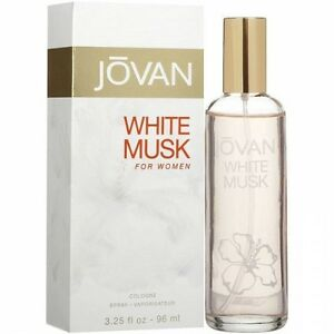 Jovan White Musk Fragrance for Women 96ml Cologne Spray