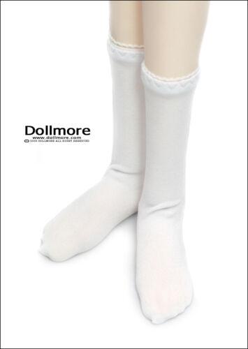 "White Dollmore 26/"" doll stockings elasitcity Model doll F size Basic socks"