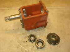 1956 Case 311 Tractor Gear Box 300