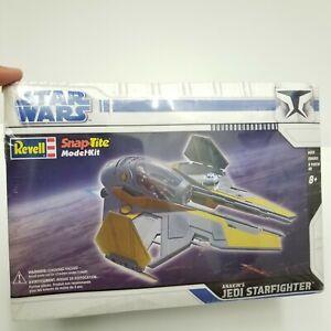 Star-Wars-Revell-Snap-Tite-Model-Kit-Anakin-Jedi-Starfighter-New-in-Box-2008
