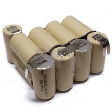 Vacuum Battery for Euro-Pro Shark XB736N SV736K SV736R 15.6V 15.6 volt 2000mAh
