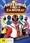 Power Rangers - Super Samurai Collection (DVD, 2013, 3-Disc Set)