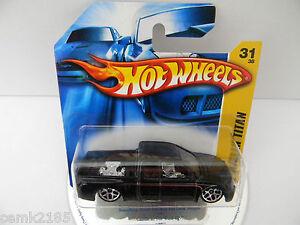 1900 Hot Wheels 2006 '031 Nissan Titan - Steiermark, Österreich - 1900 Hot Wheels 2006 '031 Nissan Titan - Steiermark, Österreich
