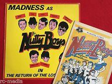 "MADNESS -Return Of The Los Palmas 7- Rare UK 12"" +Comic (Issue 3) (Vinyl Record)"