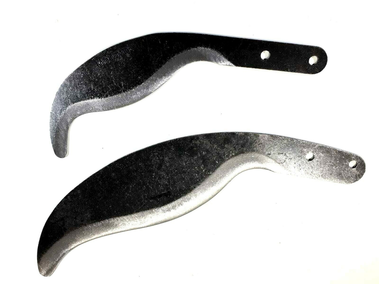 Forged Cochebon Steel Rounded Blade For Agriculture Farming Garden Leaves Clearing