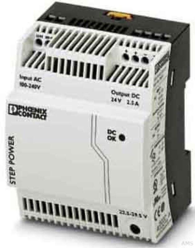 Phoenix Contact Stromversorgung Ausg. 24VDC 2.5A STEP-PS 1AC 24DC 2.5 | Elegante Und Stabile Verpackung