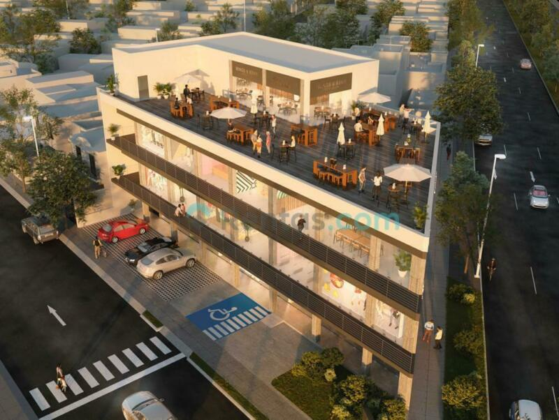Local Comercial en Renta Plaza Tula en Nivel 1 Local 08