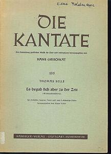 Thomas-Selle-Es-begab-sich-aber-zu-der-Zeit-Klavierauszug-mit-Text