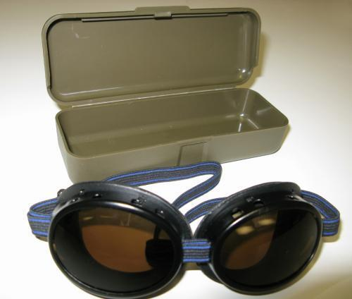 Schweizer Armee Gletscherbrille Schneebrille Sportbrille Sonnenbrille Skibrille