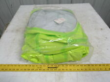 Dupont Tk527t Ly Xl 000100 Ppe Encapsulated Safety Hazmat Suit Size Xl Tychem Tk