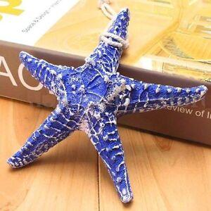 Image Is Loading Mediterranean Blue Starfish Beach Sea Surf Wedding Decoration