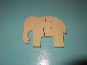 Elephant Small Jigsaw Puzzle