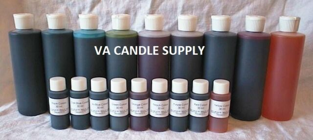 FD&C DYES FOR SOAPS, LOTIONS, SHOWER GEL, COSMETICS, SOAP MAKING SUPPLIES
