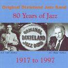 Original Dixieland Jazz Band - 80 Years Of Jazz (2010, CD LIKE NEW) 1917 To 1997