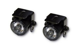 Mini-universal-LED-Tagfahrlicht-Standlicht-Positionslicht-DRL-Motorrad-ATV-Quad