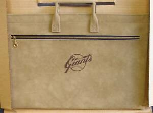 San-Francisco-Giants-Suede-Briefcase-60-039-s-early-70-039-s