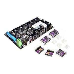New-MKS-Gen-V1-4-3D-Printer-Controller-Board-5pcs-DRV8825-Driver