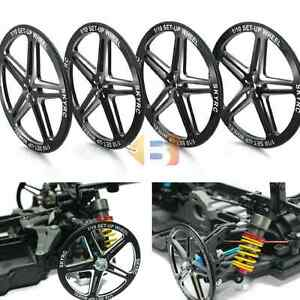 Skyrc Setup Wheel Tool Cnc Aluminum W Rubber Ring For Rc Car