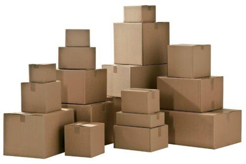 Pack Cajas De Carton Para Envios Postales Pequeñas Medianas